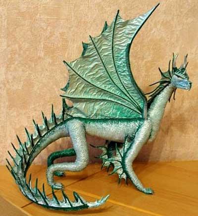 Как сделать дракончиков своими