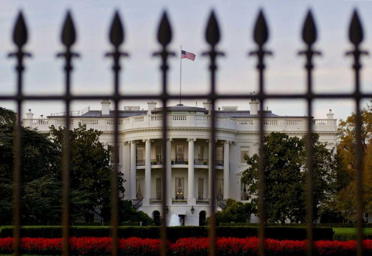Внутри Белого дома
