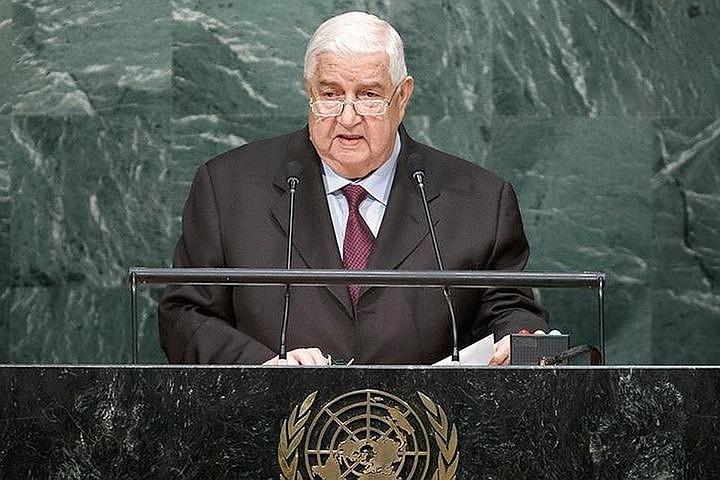 МИД Сирии заявил, что победа над терроризмом принесла пользу Ближнему Востоку
