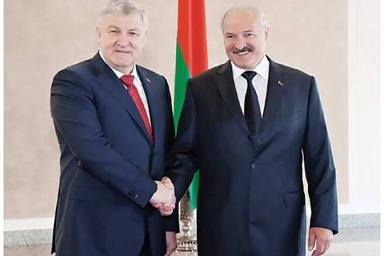 Александр Лукашенко пригрел адмирала бандеровца