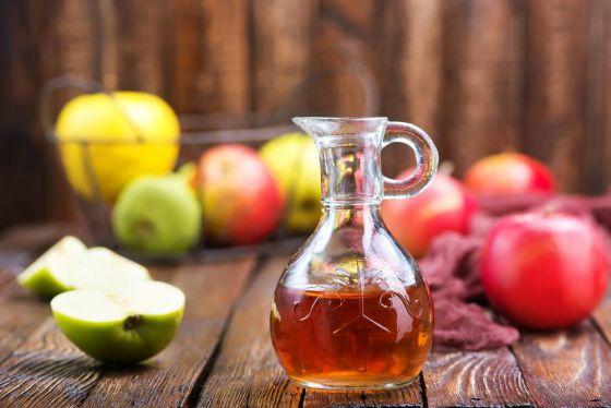 Яблочный уксус для похудения и красоты