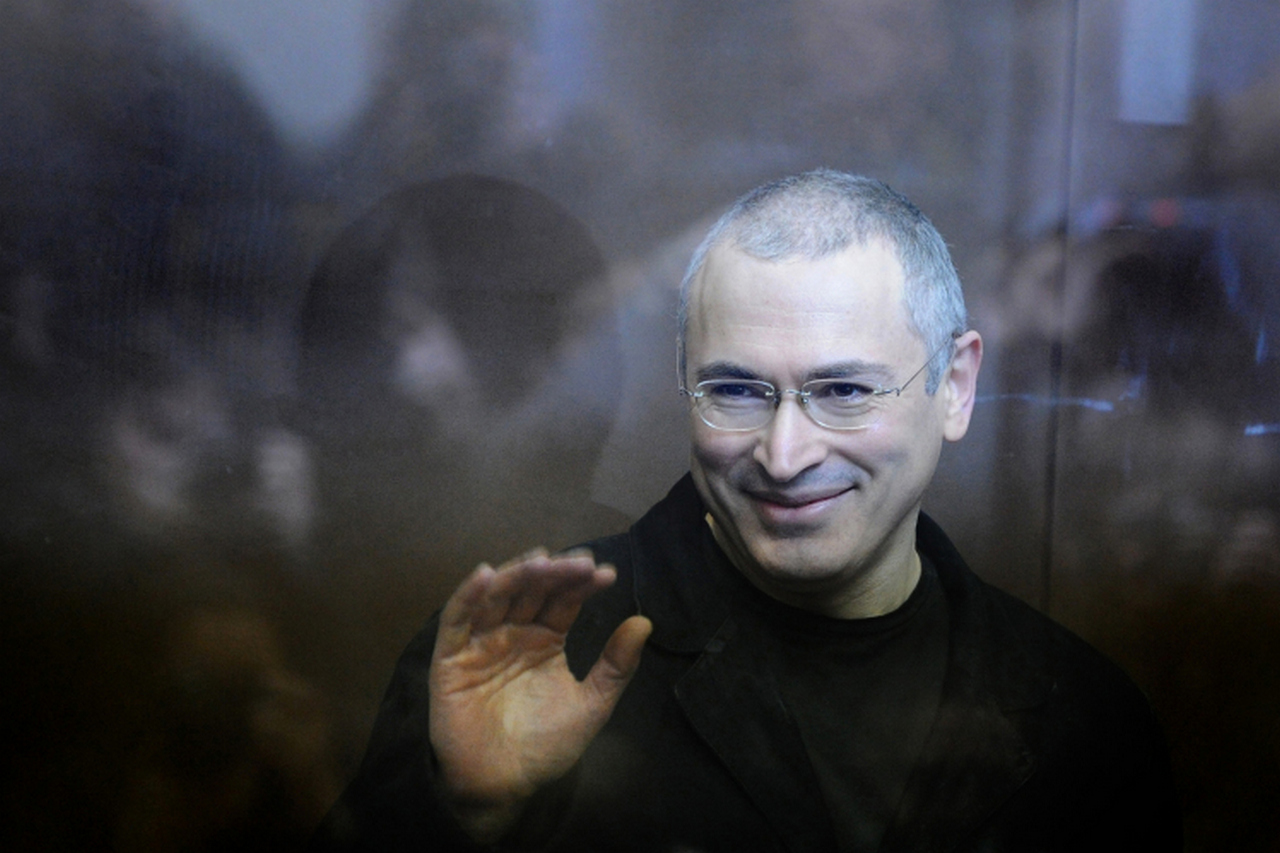 Личное кладбище Ходорковского. Анатолий Вассерман