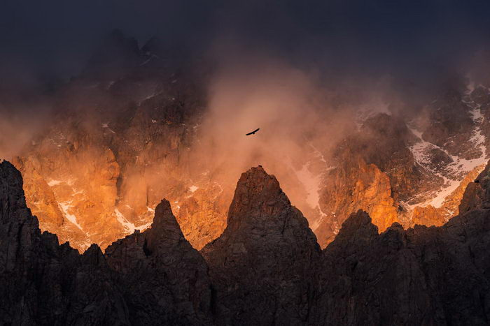 Удивительная Киргизия в фотографиях Albert Dros