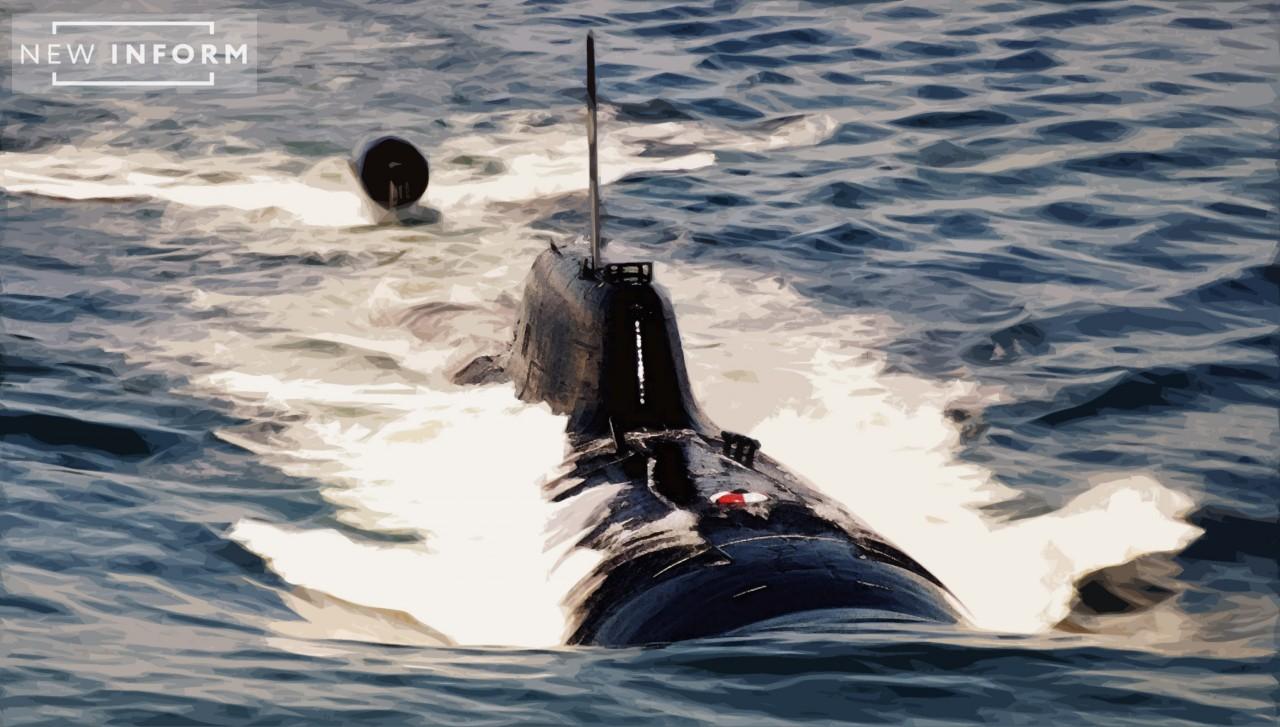 Модернизация сделает универсальными АПЛ проекта 945А «Антей» ВМФ РФ