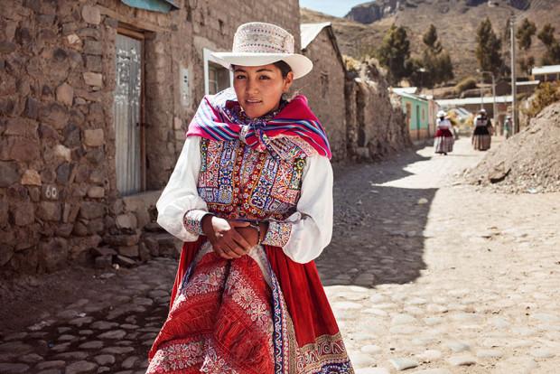 Перу девушки, факты, фотографии