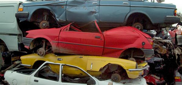 АвтоВАЗ начал утилизировать автохлам за свой счет