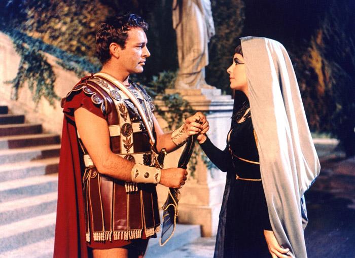 Элизабет Тейлор (Elizabeth Taylor) на съемках фильма «Клеопатра» (Cleopatra) (1963), фото 17