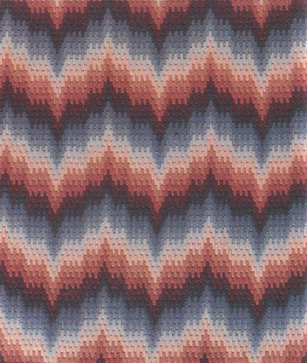 Схемы для флорентийской вышивки барджелло