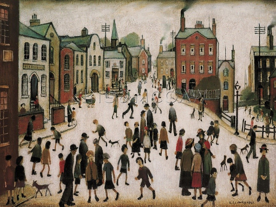 a biography of laurence stephen lowry a british painter Posters of ls lowry paintings by l slowry in contemporary british painting, the manchester artist ls (laurence stephen) lowry was born and lived all.