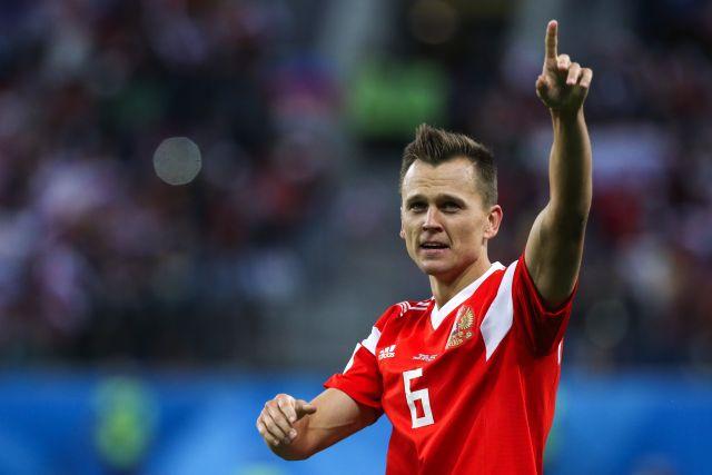 За время ЧМ по футболу сильнее всех из россиян подорожали Черышев и Головин