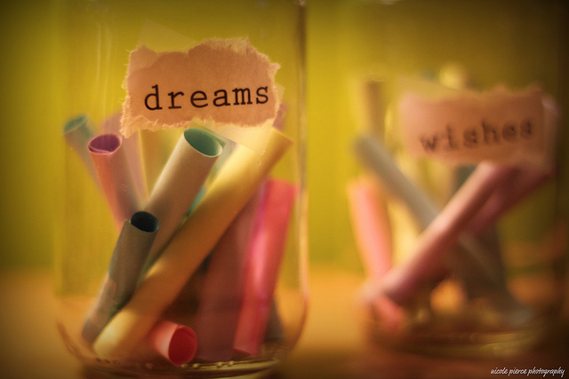 dreams and wishes can create pathways to opportunity