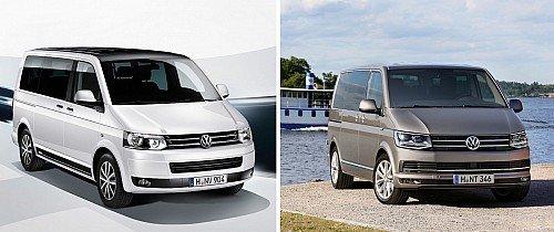 Тест-драйв Volkswagen Caravelle T6 Highline: за что доплата?