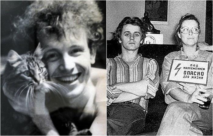 Сразу не узнаешь: Редкие и необычные фотографий знаменитых людей из недавнего прошлого