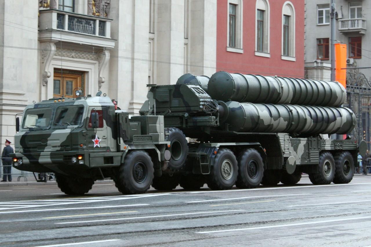 Минобороны России получило первый полк «несуществующих» С-400