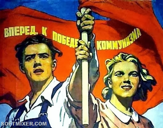 Манящая эра коммунизма. Год 1961-й. Проект Третьей Программы КПСС.