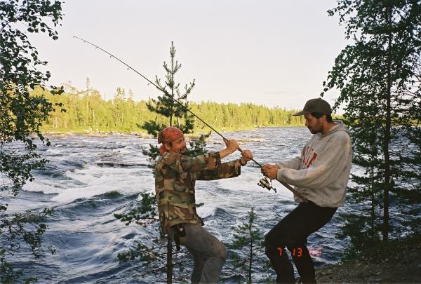 рыбная ловля заменить на управление