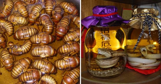 25 самых странных японских деликатесов