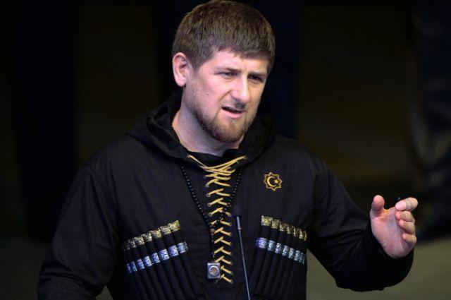 Сотрудники ГИБДД оштрафовали Рамзана Кадырова за непристегнутый ремень