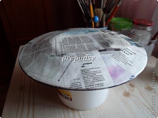 Папье-маше своими руками из газеты для начинающих