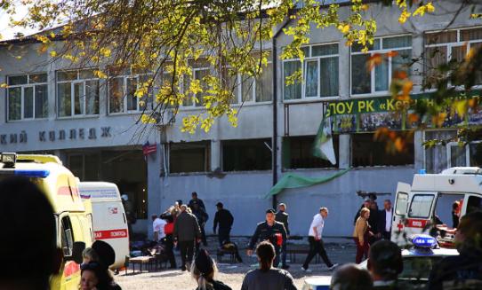 Следственный комитет рассказал о личности террориста и числе погибших в Керчи