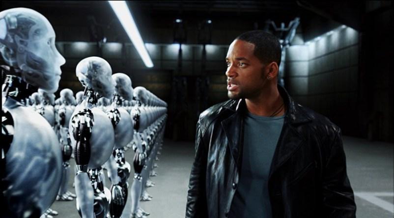 «Я, робот», или как современ…