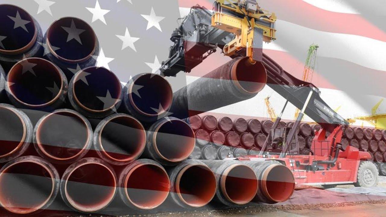 США решили открыто ударить по «Северному потоку-2»