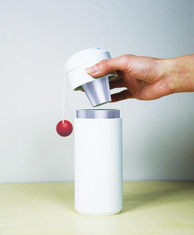 Чай и кофе не остынут в кружке R-Cup