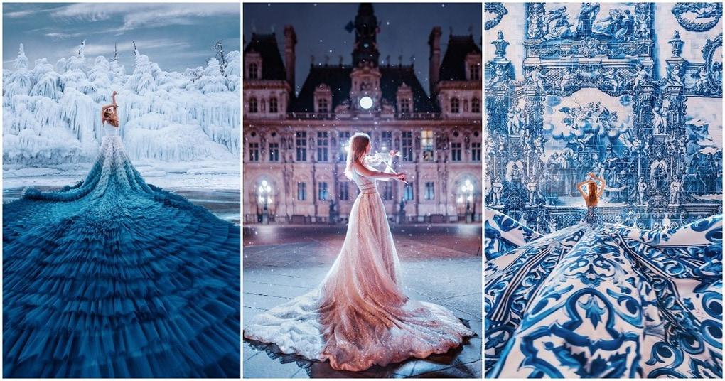 Невероятный фотопроект, в котором продумана каждая деталь