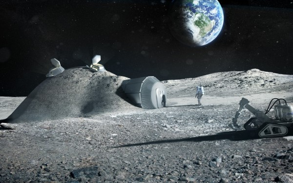 «Деревня на Луне» откроет для человечества портал в новую эру