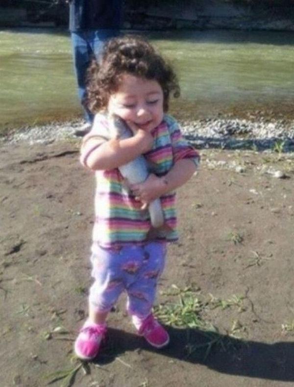 На этих деток невозможно смотреть без умиления!