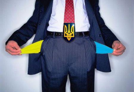 Украина объявила дефолт. Киеву пришла ISDA