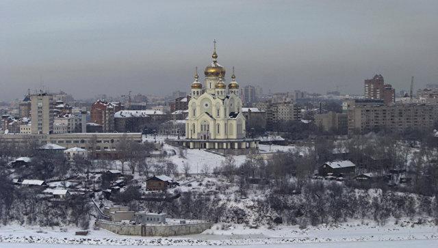 В Хабаровске предотвратили нападение на администрацию района