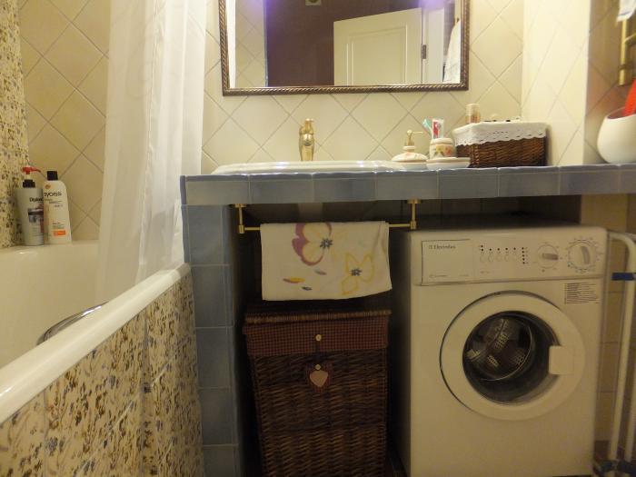 Кухня спустя год, как обещала. И другие кусочки квартиры.