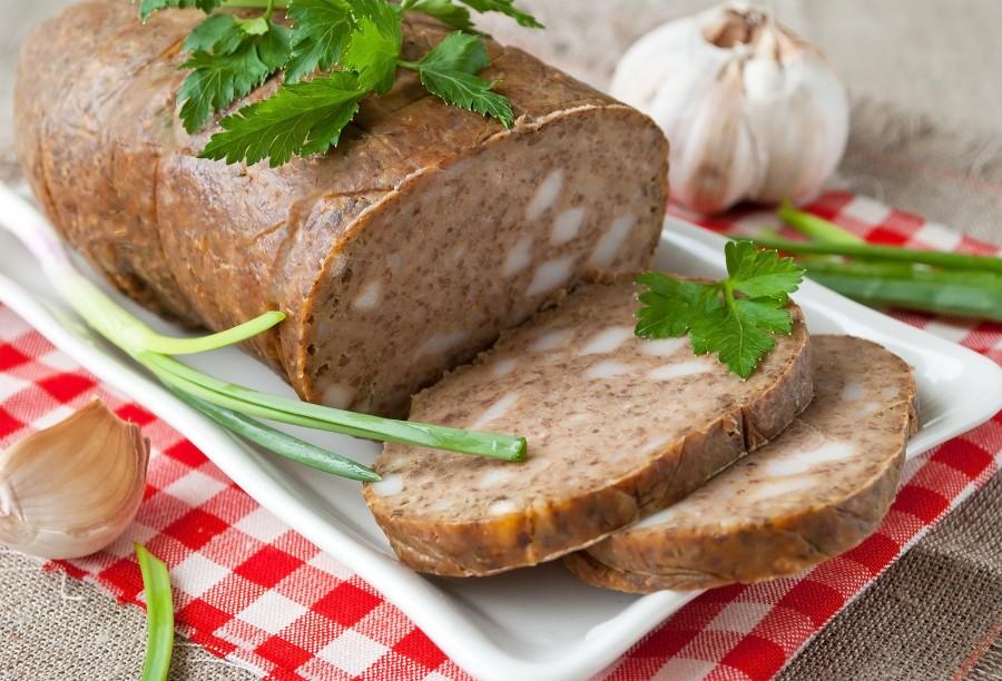 печеночная домашняя колбаса рецепты