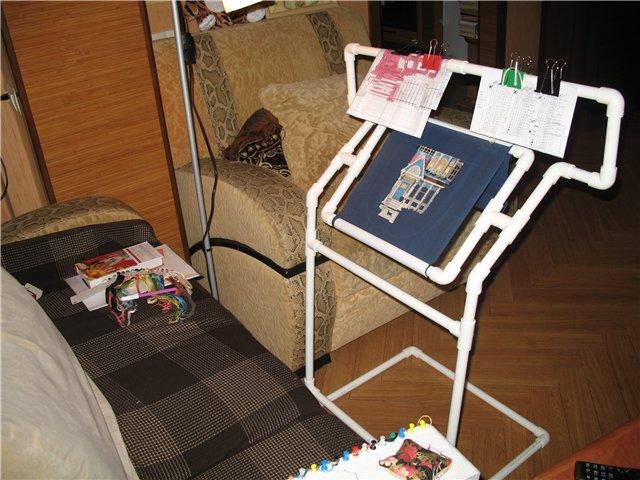 станок для вышивания своими руками (36)