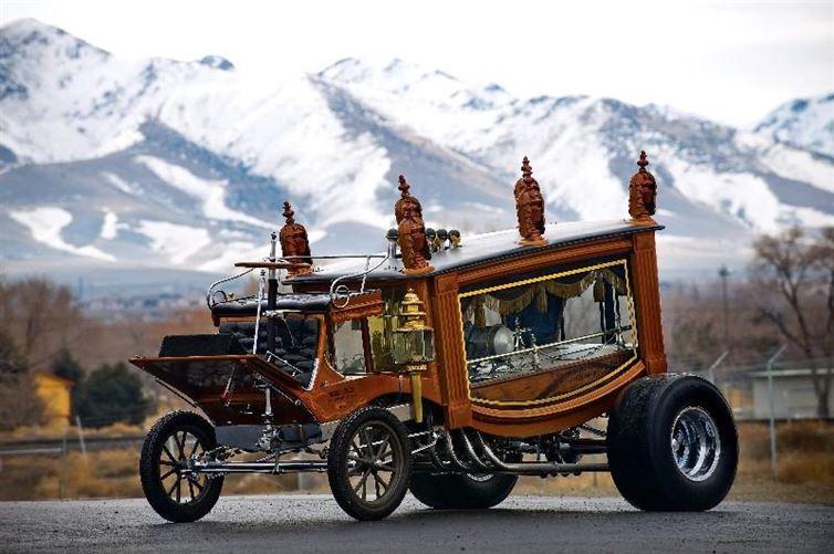 14 удивительных необычно модифицированных автомобилей