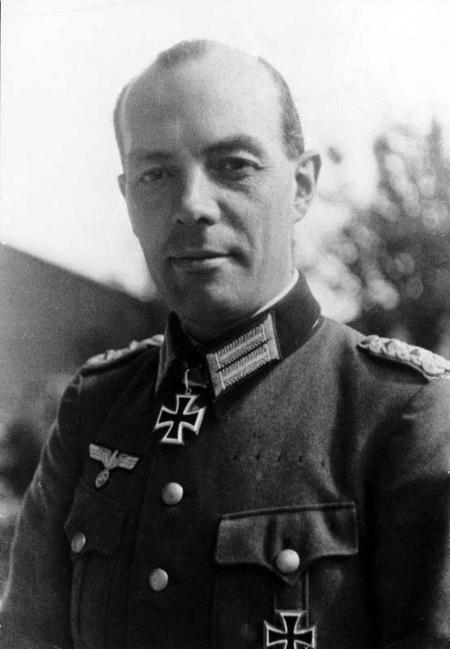 Рудольф Кристоф фон Герсдорф. Фото: Федеральный архив Германии