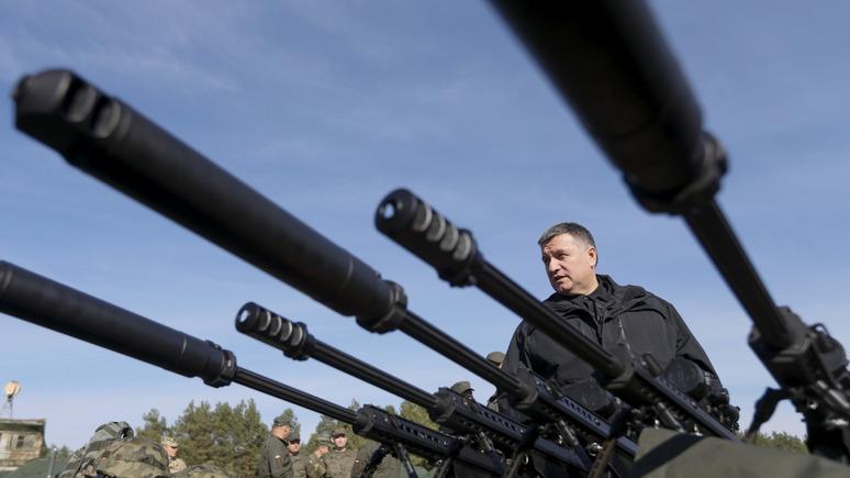 УП: Киев обещает отгородить Харьковскую область от России «Стеной» до конца года
