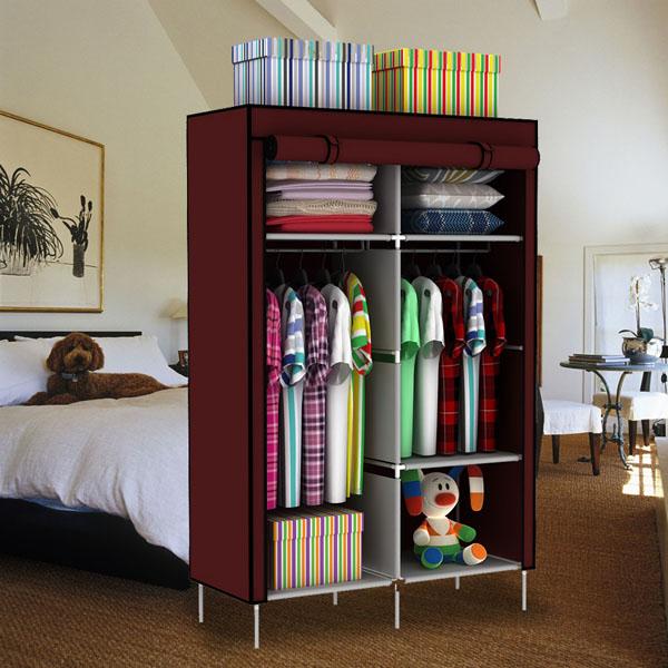 10 мобильных гардеробов для оптимизации жизненного пространства