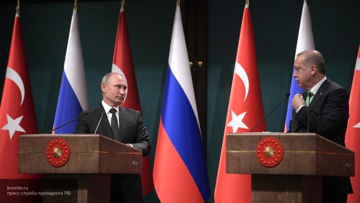 Стало известно о запланированных переговорах между Путиным и Эрдоганом в Турции