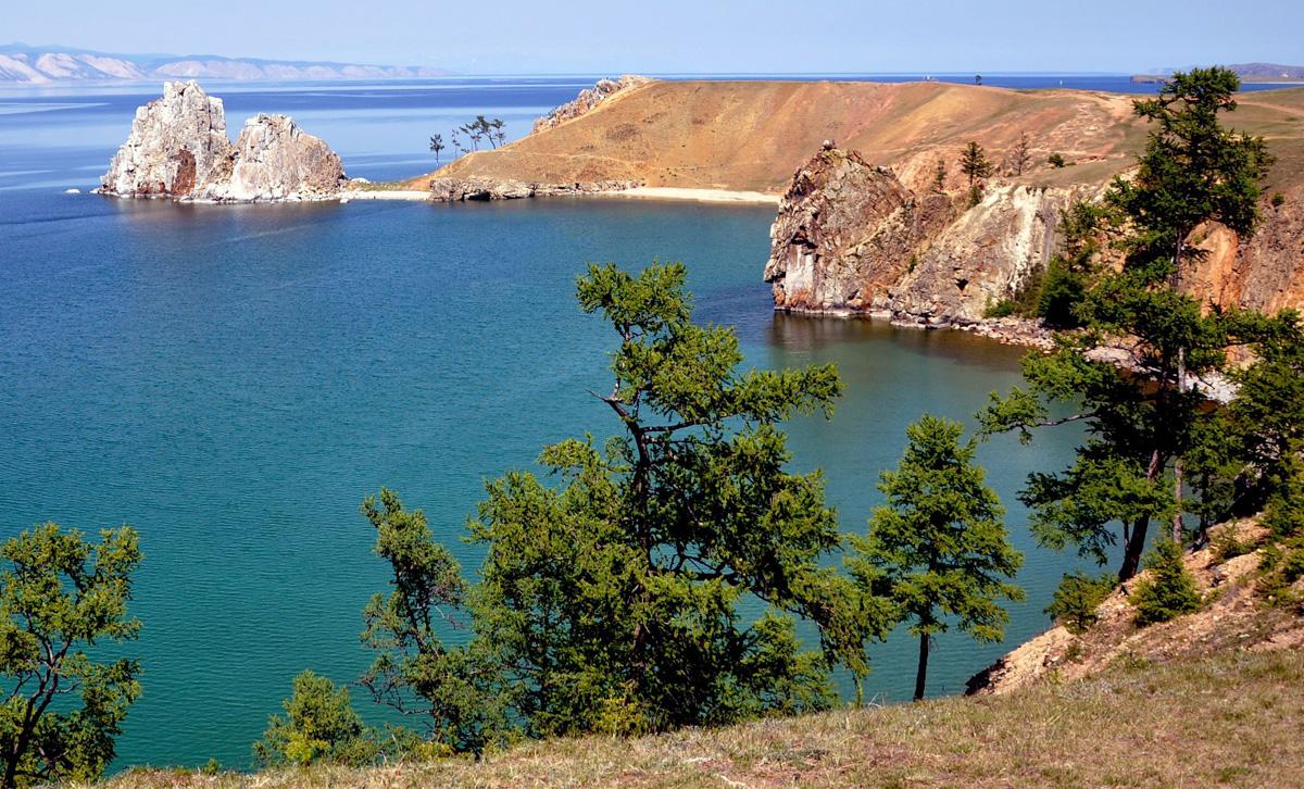 8. Озеро Байкал. 9 уникальных озер