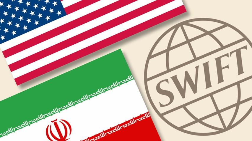 Центробанк Ирана отключили от SWIFT