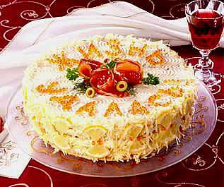 КУРИНЫЙ торт-салат (317x265, 19Kb)