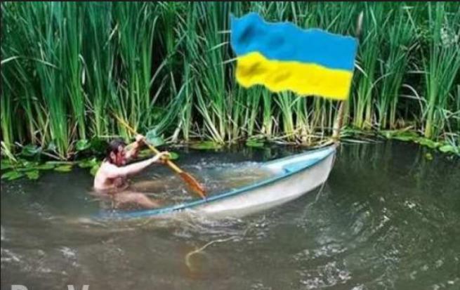Остапа понесло: тысячелетней «морской державой» назвал Турчинов Украину