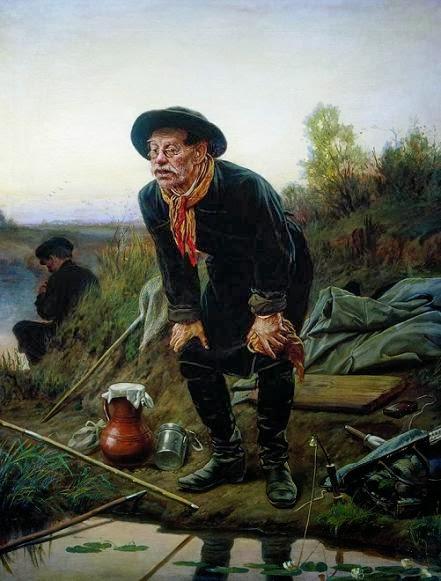 баллад рыбак