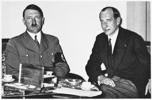 Сенсация: министр иностранных дел Польши Юзеф Бек был завербован нацистами в 1938 году