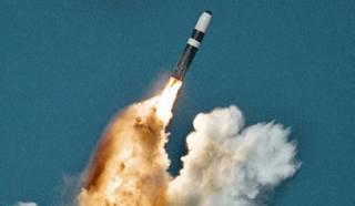 США запустили вторую ракету у берегов Калифорнии