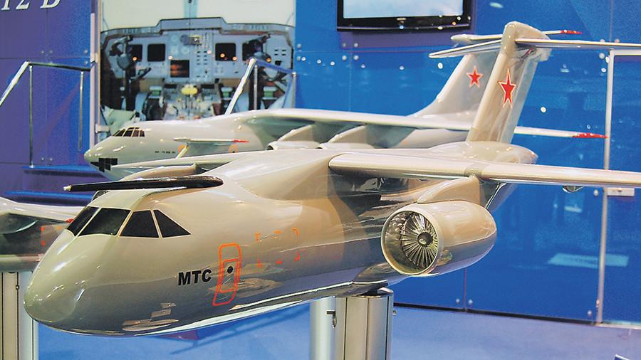 Новейшие разработки: специалисты ЦАГИ завершили проектирование крупномасштабной модели Ил-276