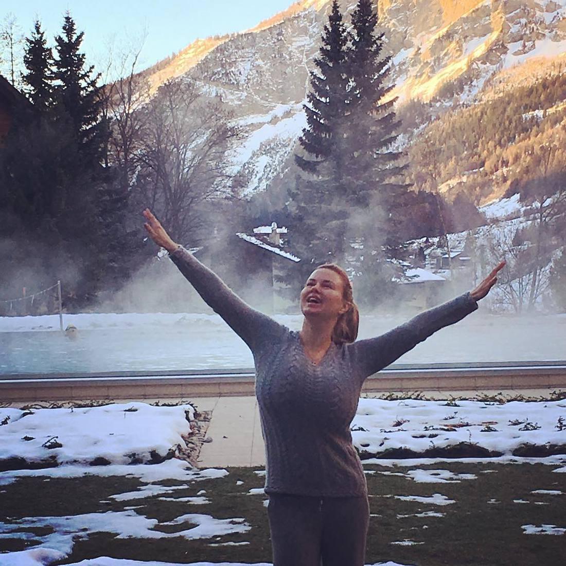 """""""Счастье любит тишину!""""- Анна Семенович скрывает загадочного миллионера из Швейцарии"""