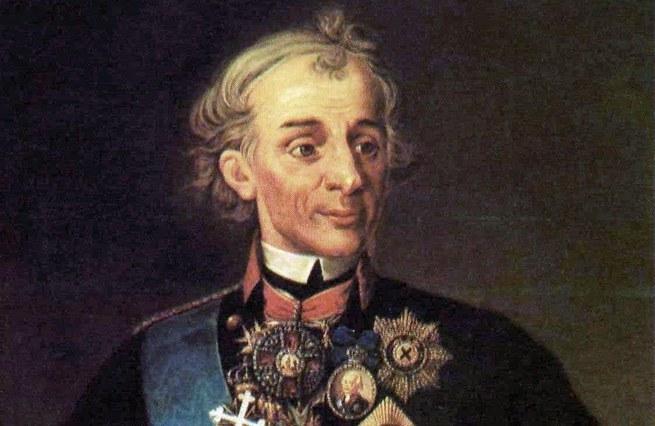 Александр СУВОРОВ. Несколько штрихов к портрету